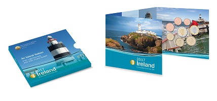 2017 Annual Mint Set (Irish Lighthouses and Irish Coast Guard)