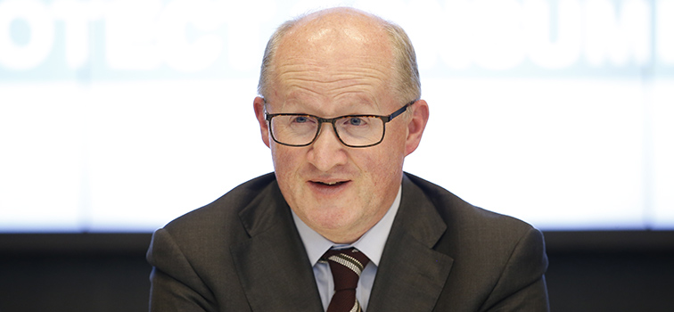 Governor Philip R. Lane