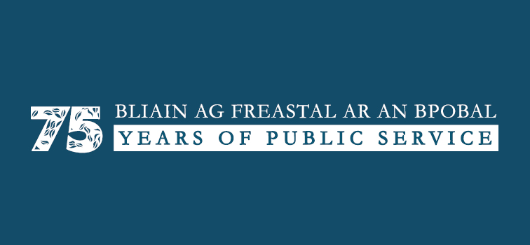 Central Bank of Ireland - 75 Years of Public Service