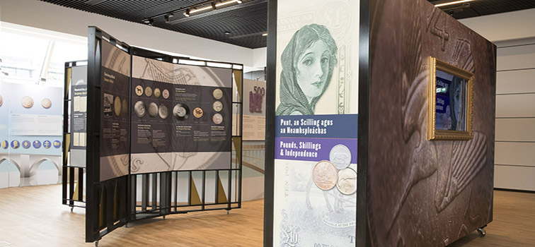 Central Bank Visitor Space