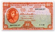 10 Shilling Front