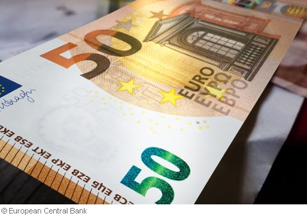 €50 Bank Note