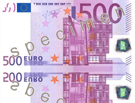Ecb Ends Production And Issuance Of 500 Banknote