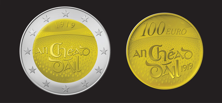 100 Years of the Dáil Commemorative Coins