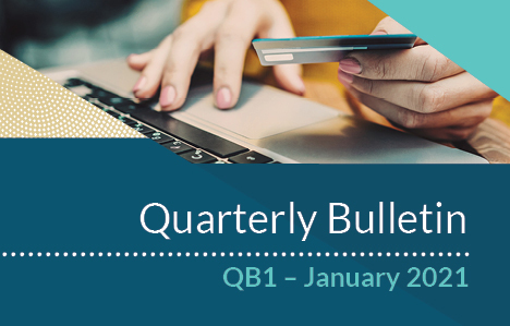 Quarterly Bulletin Q1 2021