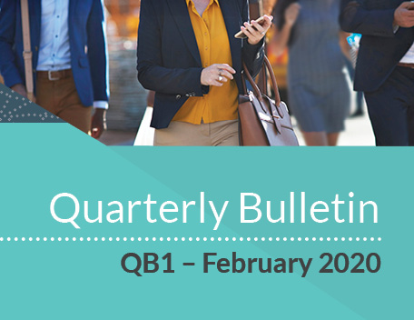 Quarterly Bulletin Q1 2020