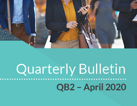 Quarterly Bulletin Q2 2020