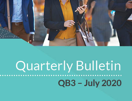 Quarterly Bulletin Q3 2020