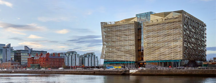 Central Bank of Ireland North Wall Quay
