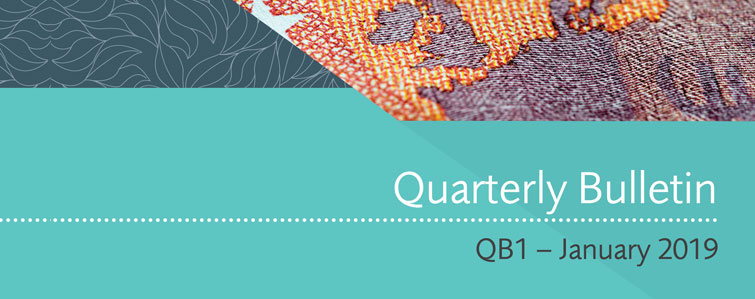 Quarterly Bulletin - Q1 2019